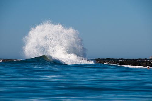 Isla Vista surfing